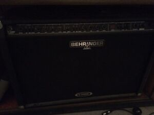 Vtwin Beringer guitar amp