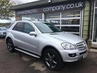 Mercedes-Benz ML280 3.0TD CDI Edition 7G-Tronic S-FINANCE AVAILABLE