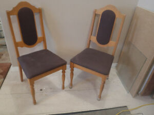 Two  Misc Chairs