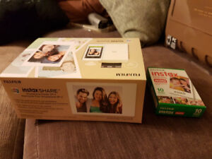 Fujifilm Instax Share SP-2 Gold Brand New with Film