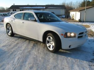 2010 Dodge Charger Police Package Sedan