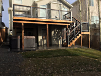 CALGARY'S PREMIER DECK AND FENCE BUILDER - BEST PRICES!!!