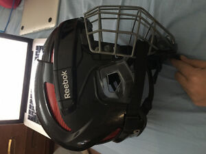 RBK 11K HELMET with cage