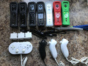 Nintendo Wii Controllers