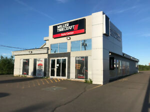 1850 Main Street Moncton for Sale & Lease Commercial Building