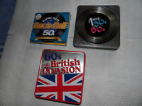 1950 & 1960s Rock 'n Roll DVDs - Boxed Sets