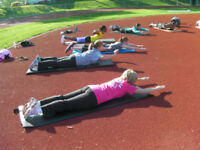 70% off Boot Camp for 5 ladies