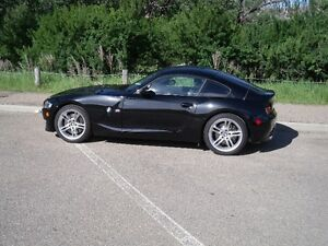 2008 BMW Mcoupe. Rare car in excellent condition.