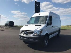 2017 Mercedes-Benz Sprinter 4x4 2500 Cargo 144