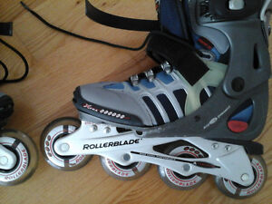 Beautiful roller blades