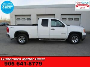 2012 GMC Sierra 1500 SL  4X4 V8 POWER GROUP LINER