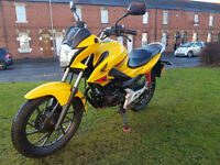 Honda CB125F Motorcycle PX Swap UK Delivery