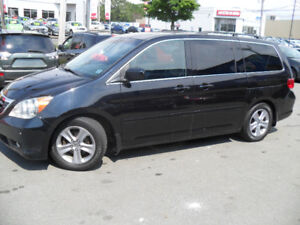 2009 Honda Odyssey-TOURING PAC-2 YEAR WARRANTY-$8900,00