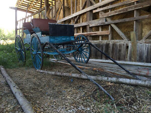 1905 Democrat wagon for sale