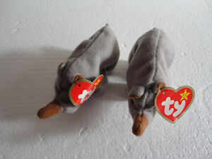Set of 2 TY Spike the Rhinoceros beanie toy collectible New London Ontario image 8