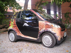 2008 Smart Fortwo WRAP Coupe (2 door)