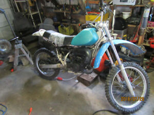 82 Yamaha IT175 2 Stroke