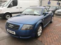 Audi TT Coupe 1.8 ( 180bhp ) AUTOMATIC FULL LEATHER VERY TIDY CAR NEW MOT
