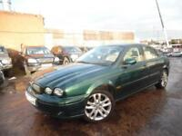 JAGUAR X TYPE SE 2.0 V6 PETROL SPARES AND REPAIRS