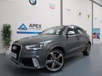 2014/63 Audi RS Q3 2.5 TFSI S Tronic + Sat Nav + Bose + FASH + Drive Select +