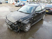 VAUXHALL CORSA 1.2i 16v SXi DAMAGED REPAIRABLE SALVAGE