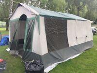 BARGIN !!! conway trailer tent £250