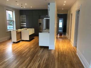 Appartement à louer 6 MOIS - VILLERAY  - 6 1/2 rénové