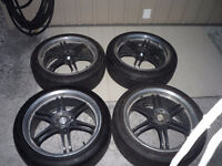 18 inch falken tires and rims