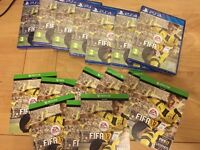 FIFA 17 for Xbox one or Xbox one S @ 34 PS4 @ 39