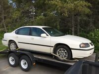For parts or repair - 2004 Chev Impala - trades considered