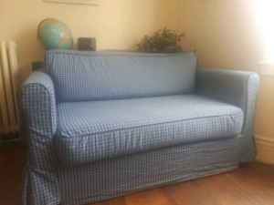 IKEA Hagalund Loveseat with pullout bed
