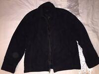 Scott Base Mens L swede black jacket