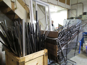 Wood and Metal Spindles - Various Styles and Various Prices Edmonton Edmonton Area image 4