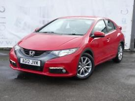 2012 HONDA CIVIC 1.8 I-VTEC ES REVERSE CAMERA BLUETOOTH BOTH USB AND AUX INPUTS