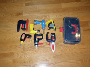 Electric toy tools