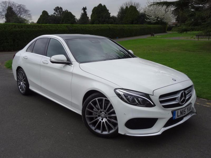 mercedes c class c220 cdi blutec amg line premium plus 2015 15 in redbridge london gumtree. Black Bedroom Furniture Sets. Home Design Ideas