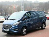 2020 Ford Transit Custom 300 L2 Long Wheel Base Limited 130PS VAN PANEL VAN Dies