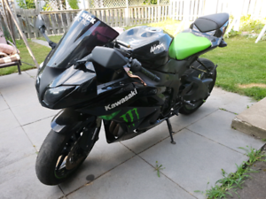 2009 zx6r Monster Edition