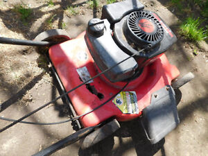 lawn mower for $10