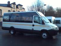 IVECO DAILY 16 SEAT WHEELCHAIR ACCESSIBLE MINIBUS COIF DIGITAL TACHOGRAPH PSV