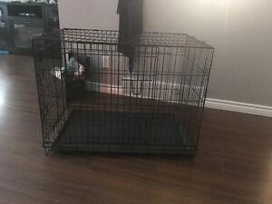 Dog cage Cambridge Kitchener Area image 1