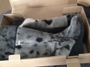 Seal skin boots for sale!!!