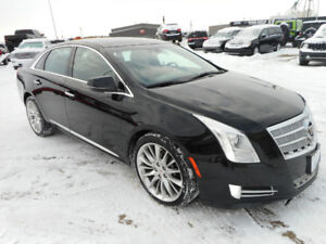 2013 Cadillac XTS4 Platinum- Low kms, NAV, AWD, Moonroof
