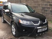 Mitsubishi Outlander 2.0DI-D Warrior + 7 SEATER + ONLY 1 FORMER KEEPER +