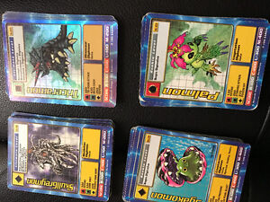 Digimon Cards! (36 Cards for $5)