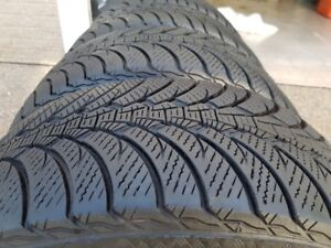 Goodyear Ultra Grip Ice 215/50r17 - Excellent Condition