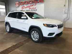 2019 Jeep New Cherokee North 4X4 / Heated Seats / Traction Contr