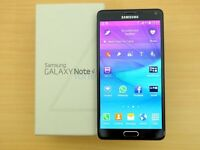 Bell Samsung Note 4 with extras
