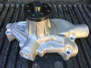 SBC Aluminum Racing Water Pump (NEW) Long-Style Prince George British Columbia image 2