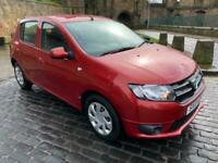 2013 Dacia Sandero LAUREATE TCE Hatchback Petrol Manual